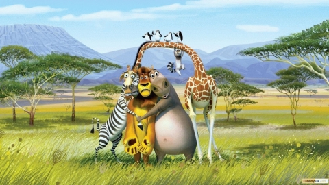 кадр №15223 из фильма Мадагаскар 2