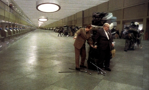 кадр №152826 из фильма Песни со второго этажа