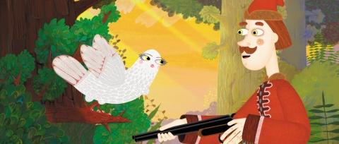 кадр №15310 из фильма Про Федота-стрельца, удалого молодца