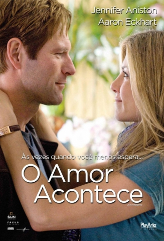 плакат фильма постер Любовь случается