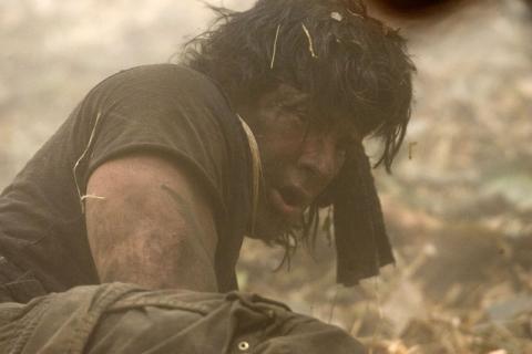 кадры из фильма Рэмбо IV Сильвестр Сталлоне,