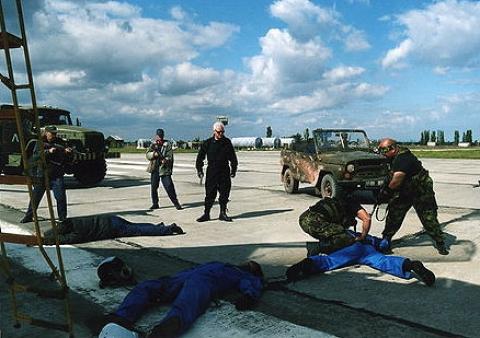 кадр №1539 из фильма Зеркальные войны: Отражение первое