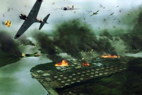кадр №154793 из фильма Атака на Перл Харбор