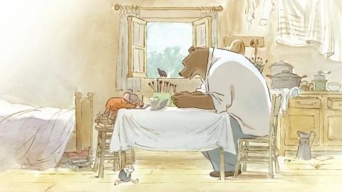 кадр №154986 из фильма Эрнест и Селестина: Приключения мышки и медведя