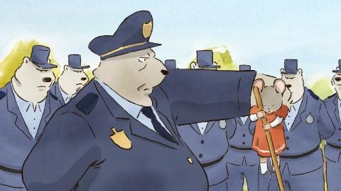 кадр №154989 из фильма Эрнест и Селестина: Приключения мышки и медведя