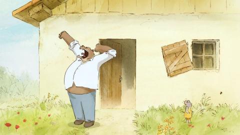 кадр №154990 из фильма Эрнест и Селестина: Приключения мышки и медведя