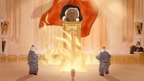 кадр №154994 из фильма Эрнест и Селестина: Приключения мышки и медведя