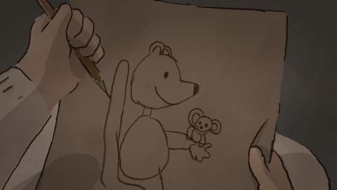 кадр №154995 из фильма Эрнест и Селестина: Приключения мышки и медведя