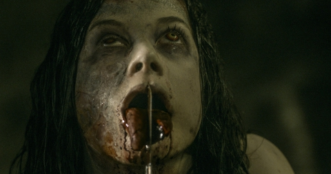 кадр №155231 из фильма Зловещие мертвецы. Черная книга