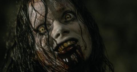 кадр №155232 из фильма Зловещие мертвецы. Черная книга