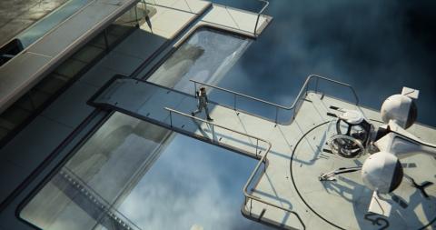 кадры из фильма Обливион Том Круз,