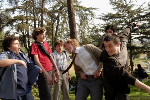 кадр №15572 из фильма Школа выживания