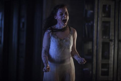 кадр №155827 из фильма Зловещие мертвецы. Черная книга