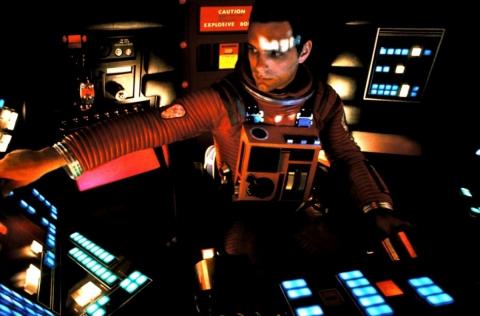 кадр №156041 из фильма 2001: Космическая одиссея