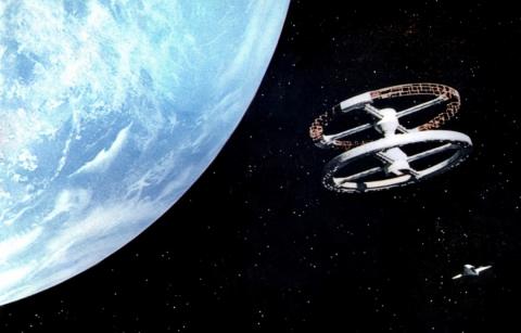 кадр №156042 из фильма 2001: Космическая одиссея