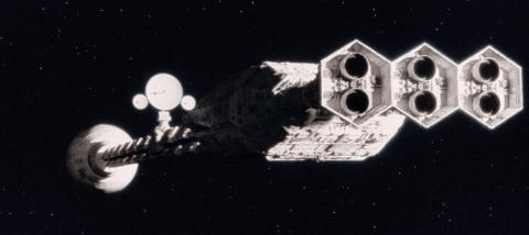 кадр №156043 из фильма 2001: Космическая одиссея