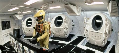 кадр №156048 из фильма 2001: Космическая одиссея