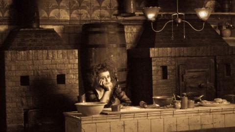 кадр №15615 из фильма Суини Тодд, демон-парикмахер с Флит-стрит