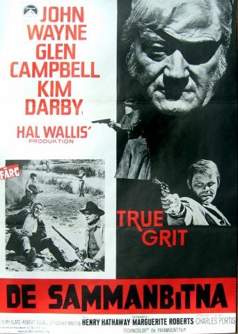 плакат фильма Настоящее мужество