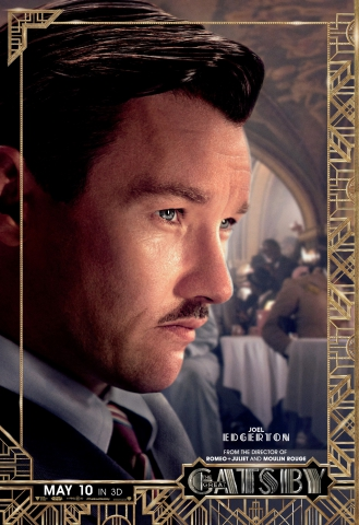 плакат фильма характер-постер Великий Гэтсби