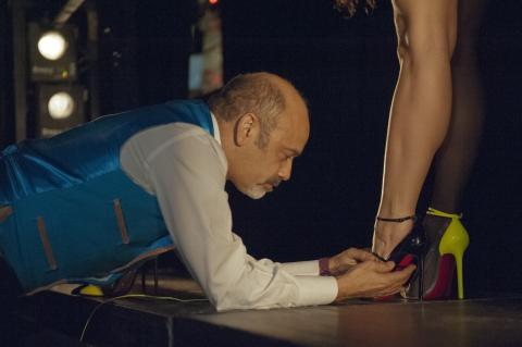 кадр №156933 из фильма Огонь Кристиана Лубутена 3D