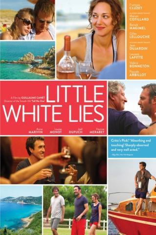 плакат фильма постер Маленькие секреты