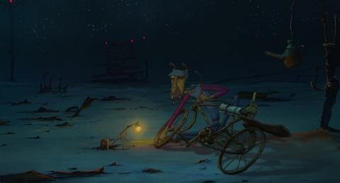 кадр №157580 из фильма Ку! Кин-дза-дза