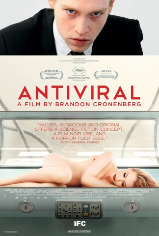 плакат фильма постер Антивирусный*