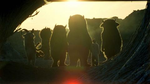 кадры из фильма Там, где чудища живут
