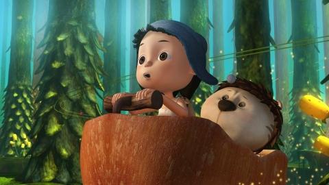 кадр №158178 из фильма Приключения Маши в стране чудес