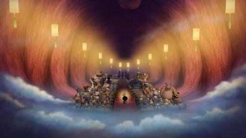 кадр №158179 из фильма Приключения Маши в стране чудес