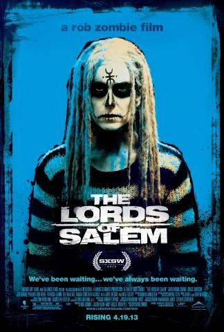 плакат фильма постер Повелители Салема