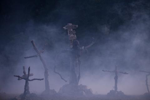 кадры из фильма Повелители Салема
