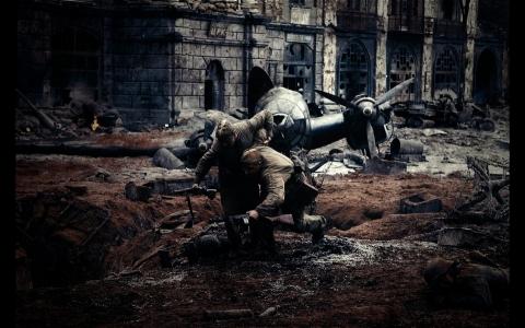 кадр №158308 из фильма Сталинград