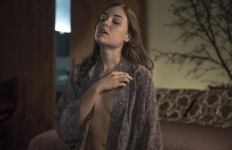 кадры из фильма Открытые окна Саша Грей,
