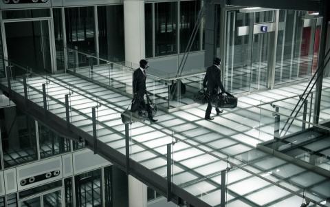 кадры из фильма Добро пожаловать в капкан