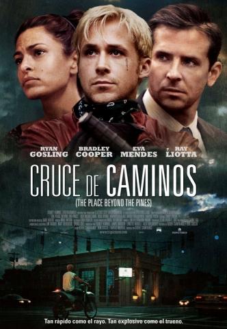 плакат фильма постер Место под соснами