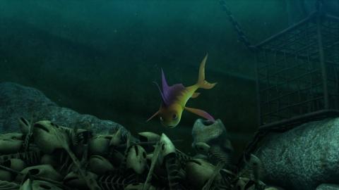 кадр №159298 из фильма Риф 3D