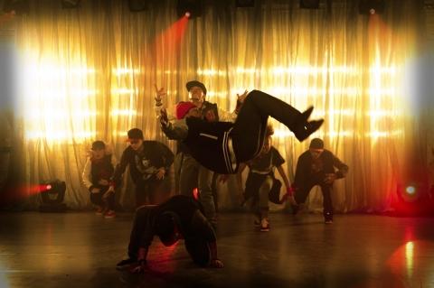 кадр №159398 из фильма Уличные танцы 3: Все звезды