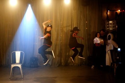 кадр №159399 из фильма Уличные танцы 3: Все звезды