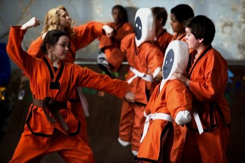 кадр №159400 из фильма Уличные танцы 3: Все звезды