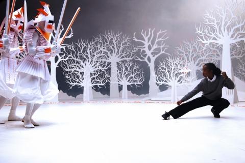 кадр №159404 из фильма Уличные танцы 3: Все звезды