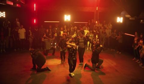 кадр №159405 из фильма Уличные танцы 3: Все звезды