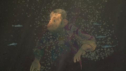 кадр №159898 из фильма Печать царя Соломона