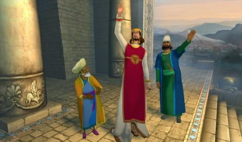 кадр №159902 из фильма Печать царя Соломона
