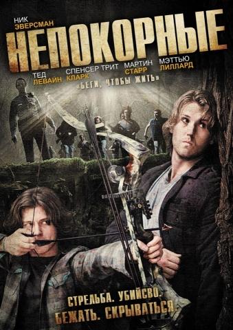 плакат фильма DVD локализованные Непокорные