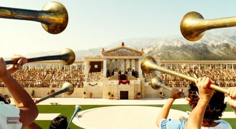 кадр №16044 из фильма Астерикс на Олимпийских играх