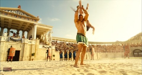 кадр №16047 из фильма Астерикс на Олимпийских играх