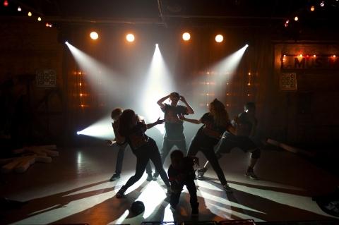 кадр №160573 из фильма Уличные танцы 3: Все звезды