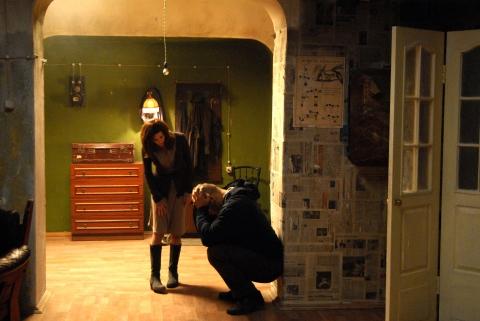 кадр №16089 из фильма Каменная башка
